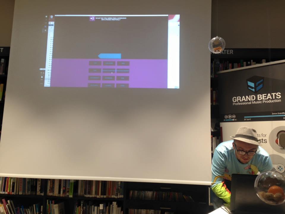 TOFF Games Presenting Jam